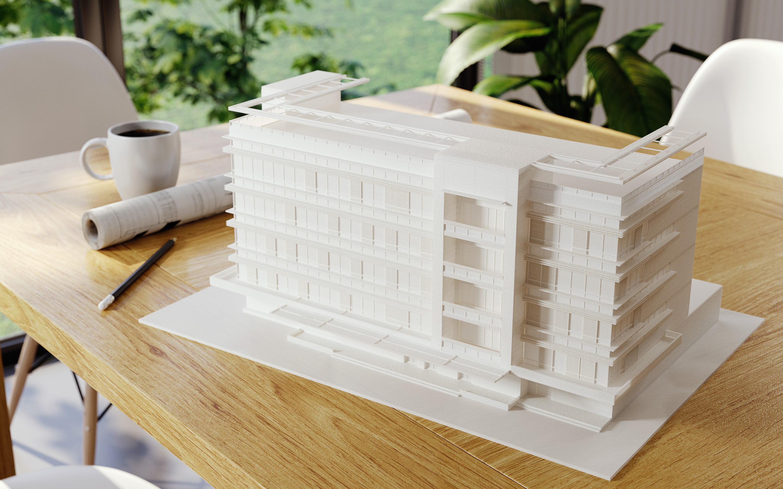 Architectural_model_3D_print