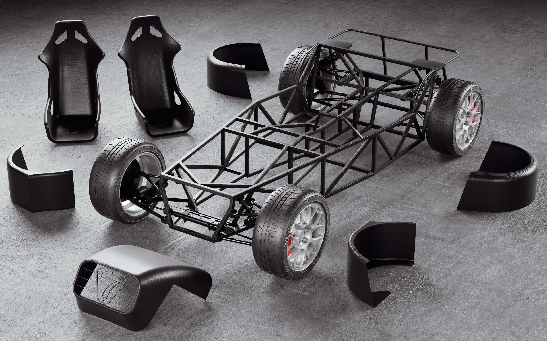 Automotive prototype