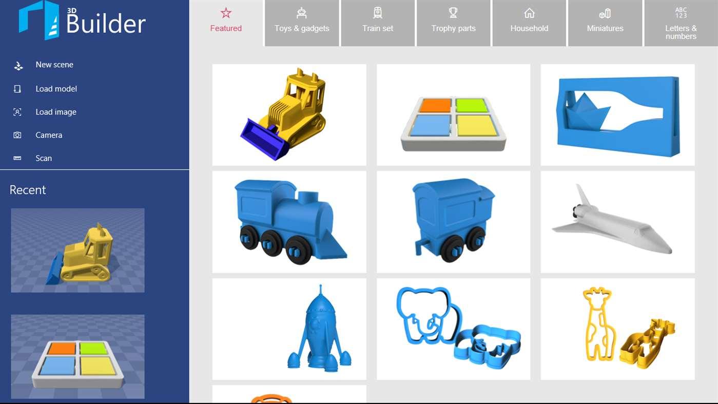 Microsoft-3D-builder